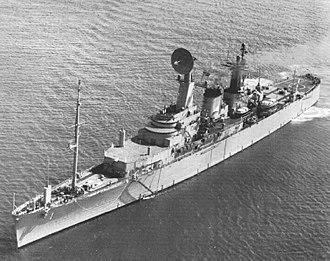 USS Northampton (CLC-1) - Image: USS Northampton CLC 1