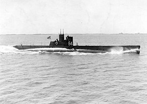 USS O-3 (SS-64) - USS O-3