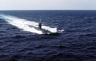USS <i>Phoenix</i> (SSN-702) Los Angeles-class nuclear-powered attack submarine of the US Navy