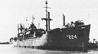 USS <i>Randall</i> (APA-224)