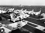 USS Shangri-La (CVA-38) flight deck view 1962.jpg