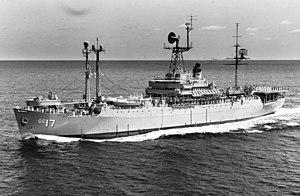 USS Taconic - USS Taconic (AGC-17)