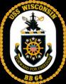 USS Wisconsin COA.png