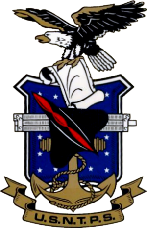 United States Naval Test Pilot School - Image: US Naval Test Pilot School emblem 2014