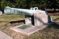US Navy 030423-N-0000X-002 The first historical artifact collected and displayed by the U.S. Navy is a French cannon captured during the Quasi-War with France (1798-1801).jpg