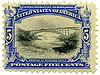 US stamp 1901 Pan Am 5c Bridge at Niagara Falls.jpg