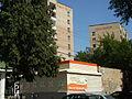 Udelnaya near bus stop Gimnaziya 2011.jpg