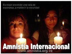 Millones de personas forman parte de los esfuerzos de Amnistía Internacional para lograr un mundo en el que se respeten los derechos humanos.