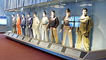 Uniforms of the Republic of China Air Force Display at Aviation Museum 20130928.jpg