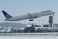 N78060 - B764 - United Airlines