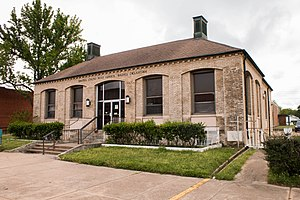 Madill, Oklahoma - Image: United States Post Office Madill (1 of 1)