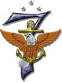 United States Seventh Fleet insignia, 2011 (transparent).png