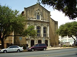 University Baptist Church Austin Texas Wikipedia