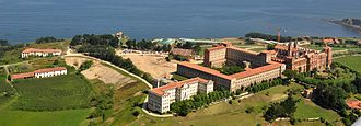 Comillas Pontifical University - Former campus of Comillas Pontifical University.