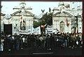 Uniwersytet Warszawski (brama główna maj 1988).JPG
