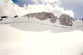 Upper Fremont Glacier glacier in Wyoming, United States