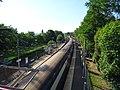 VB2N en provenance de Thun-le Paradis à quai vu depuis la passerelle de la gare de Triel.jpg