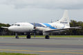 VH-PDV Convair CV-580 Tauck World Discovery (Pionair Australia) (8686078993).jpg