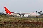 VT-ANI - Boeing 787-8 Dreamliner - Air India (27448977372).jpg
