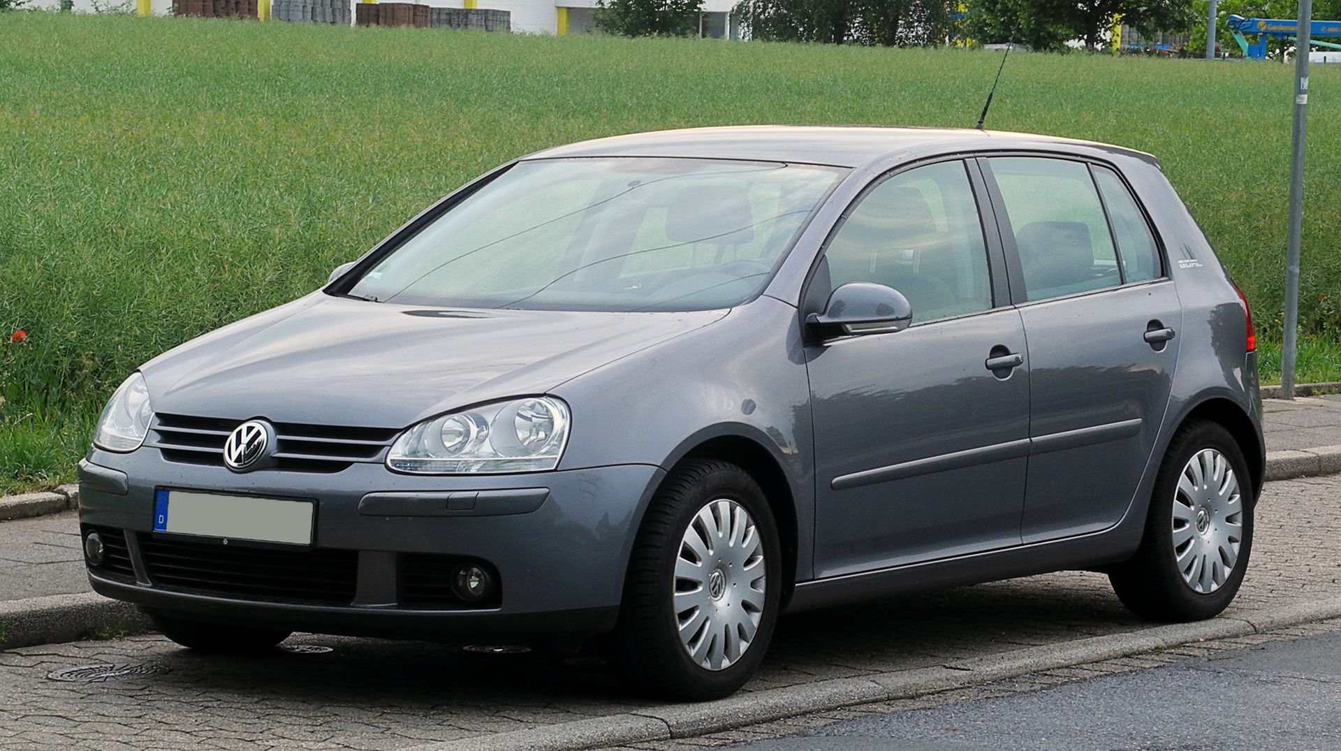 2007 vw rabbit manual transmission