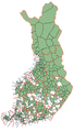 Vaakunaprojektin tilanne Suomen kartalla.png
