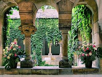 Vajdahunyad Castle - Image: Vajdahunyad vára (16291. számú műemlék) 27