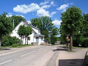 Valka - Image: Valka, Rīgas iela (3)