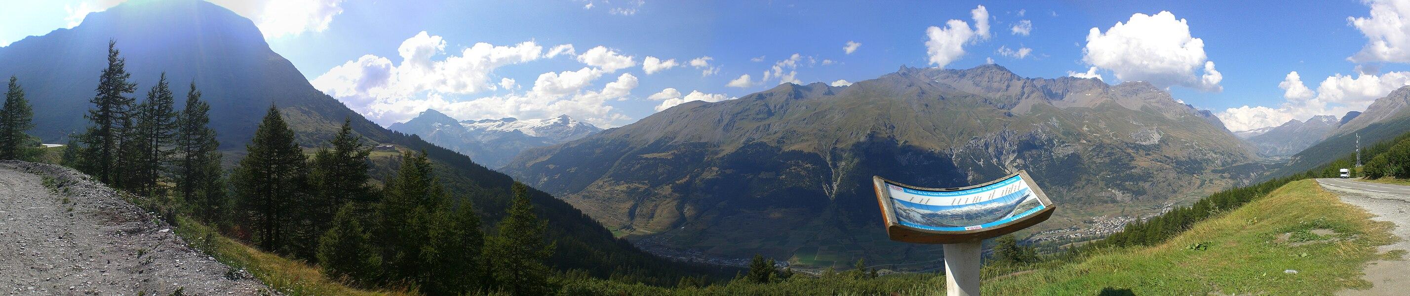Haute-Maurienne valley, Rhône-Alpes, France.
