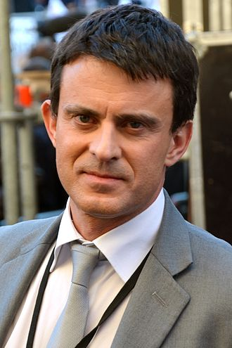 First Valls government - Manuel Valls