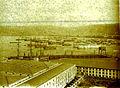 Valparaíso, panorámica del puerto y la ciudad - 1903.jpg