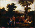 Van de Velde, Adriaen - Peasants and Cattle - Google Art Project.jpg