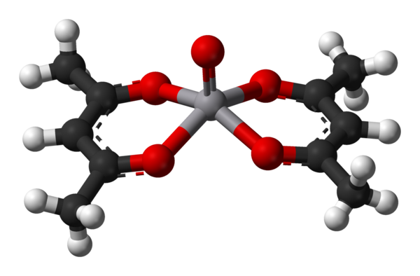 acetylacetonate complexes Metal-based drugs volume 2011, article id 763436, 10 pages  (ii) complexes containing acetylacetonate (acac) in the metal coordination sphere: [ptcl(o,o.