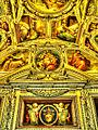 Vatikan, Sixtinische Kapelle, Deckenverzierung (8554484490).jpg