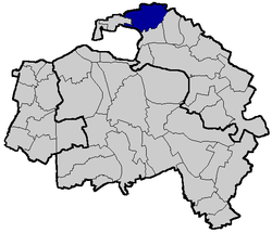 Cantón de Fontenay-sous-Bois-Este