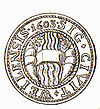 Official seal of Vejle