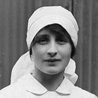 Vera Brittain - Brittain shortly after World War I