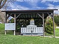 Vermont State House model Morse Farm Maple Sugarworks County Road Montpelier VT May 2021.jpg