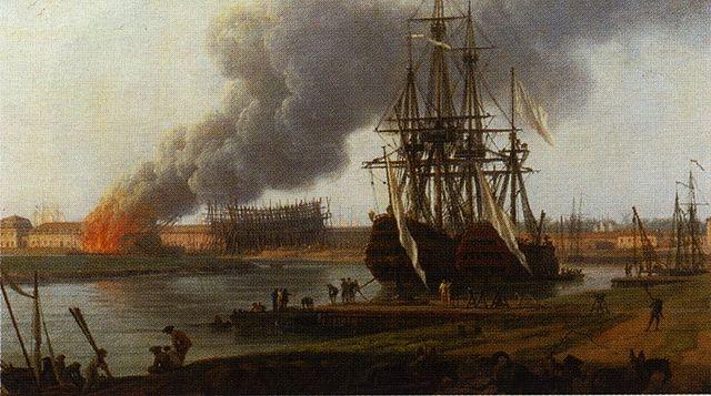 File vernet port wikimedia commons - Joseph vernet le port de bordeaux ...