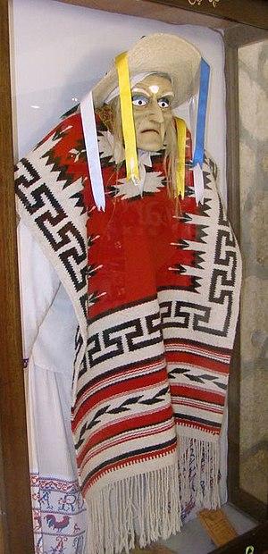 Danza de los Viejitos - Image: Vestimenta