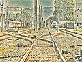 VidGajsek - Zgodnjejesensko razbeljene ljubljanske zeleznice.jpg