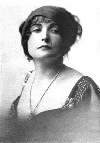 Vida Whitmore - Vida Whitmore, from 1911 publication.