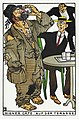 Viennese Café- On the Terrace (Wiener Café- Auf der Terasse) (1911) print in high resolution by Moriz Jung. Original from the MET Museum. Digitally enhanced by rawpixel.jpg