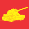 Vietnamese People's Army Tank Vector.png
