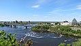 View from Parliament Hill, Wellington St, Ottawa (491664) (9447416003).jpg