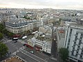 View of Paris from Concorde Lafayette Hotel 1.jpg