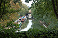 View of Regents Canal from Duncan Terrace, Islington - geograph.org.uk - 1522179.jpg
