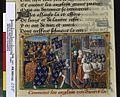 Vigiles de Charles VII, fol. 195v, Anglais quittant Bayeux (1450).jpg