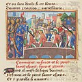 Vigiles de Charles VII, fol. 22v, Prise de Pont-Saint-Esprit (1419).jpg
