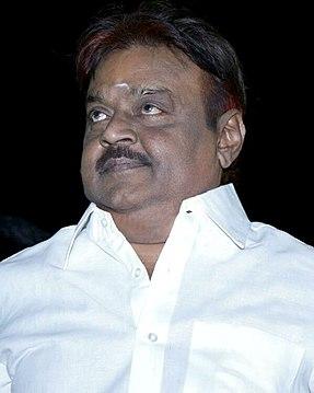 Vijayakanth Indian politician