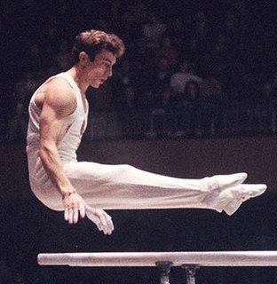 Viktor Lisitsky Soviet gymnast